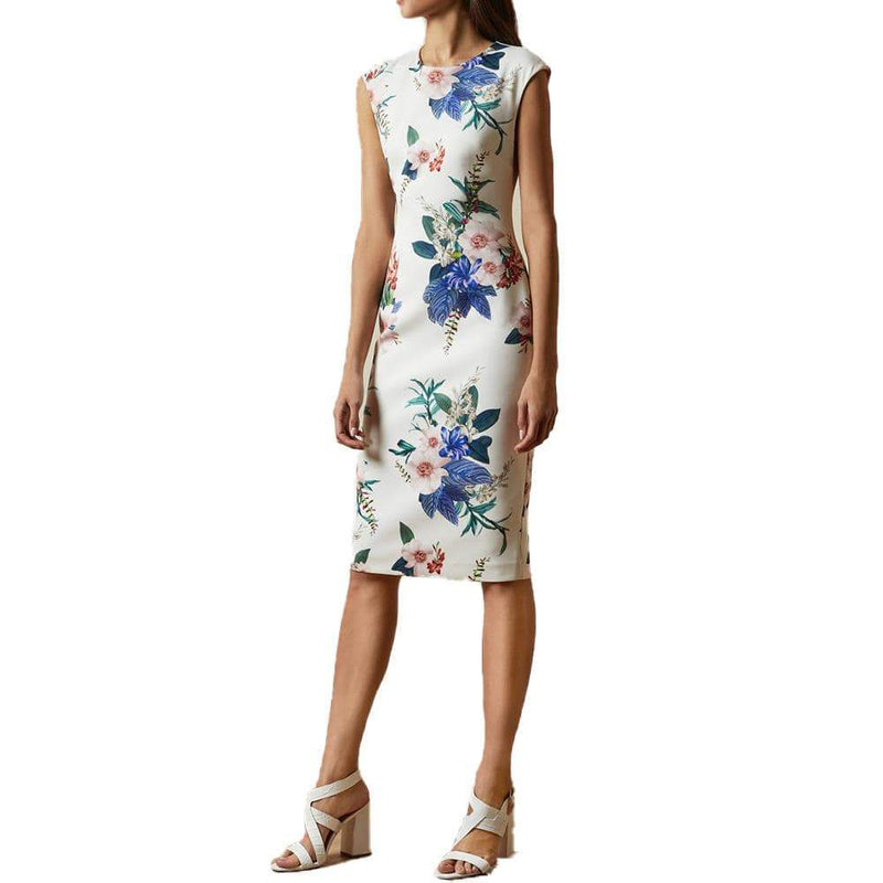 Ted Baker Sharley Jamboree Bodycon Sheath Dress RRP$279 - Zoom Boutique Store