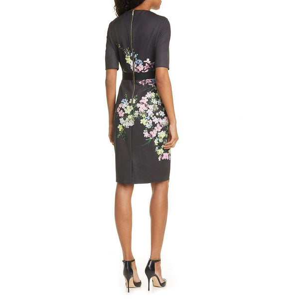 Ted Baker Soliaa Pergola Floral Bodycon Dress $295 Zoom Boutique Store dress