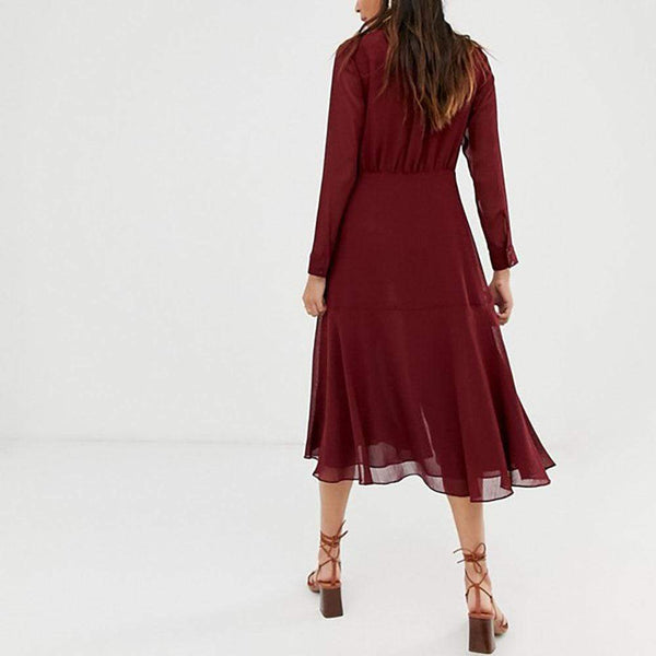 Whistles Carys Belt Midi Shirt Dress RRP$239 Zoom Boutique Store dress Whistles Carys Belt Midi Shirt Dress | Zoom Boutique
