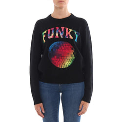 Dzianinowy sweter Zadig & Voltaire Life Funky wełniany sweter SCD 434 $ Bluza Zoom Boutique Store Zadig & Voltaire Life Funky wełniany sweter dzianinowy Sweter | Zoom Boutique