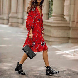 Zadig & Voltaire Remi Daisy Floral V Neck Silk Mini Dress Zoom Boutique Store dress Zadig & Voltaire Remi Daisy V Neck Silk Mini Dress | Zoom Boutique
