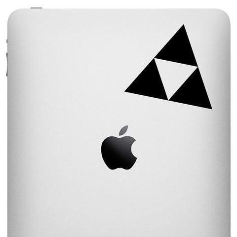 Tri-Force Sticker