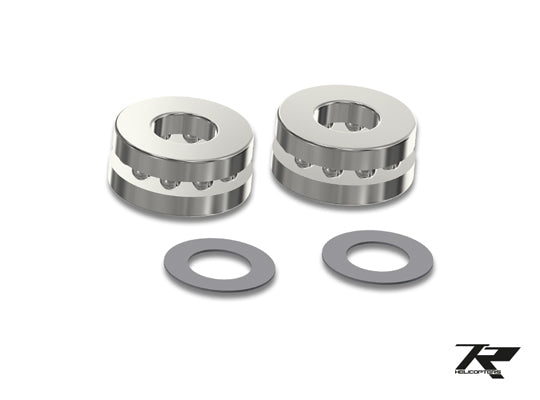 Tail blade holder thrust bearing set