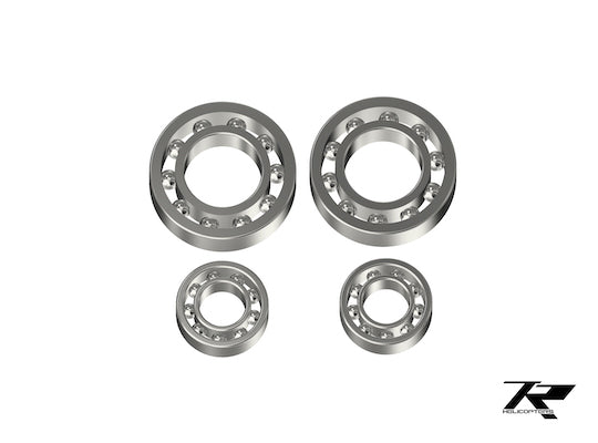 Clutch bearing set
