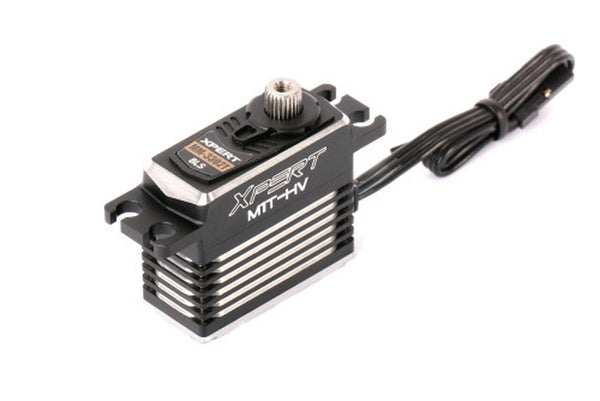 XPERT MM-3302T-HV MINI SIZE FULL ALUMINUM SERVO