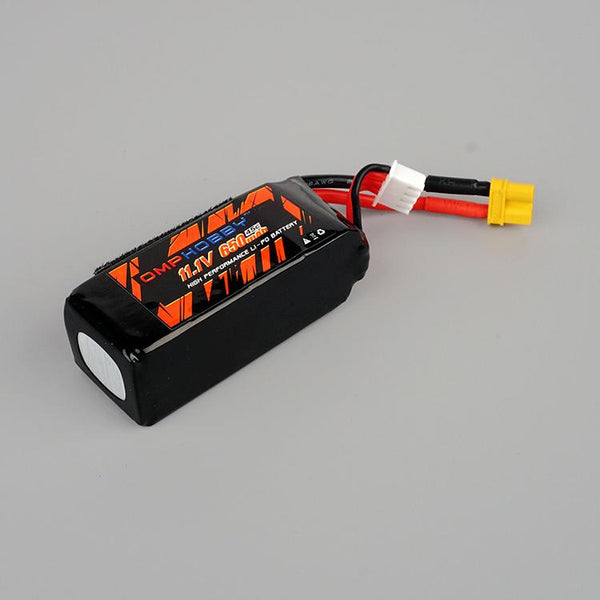 11.1v 650 mAh battery (1pcs)