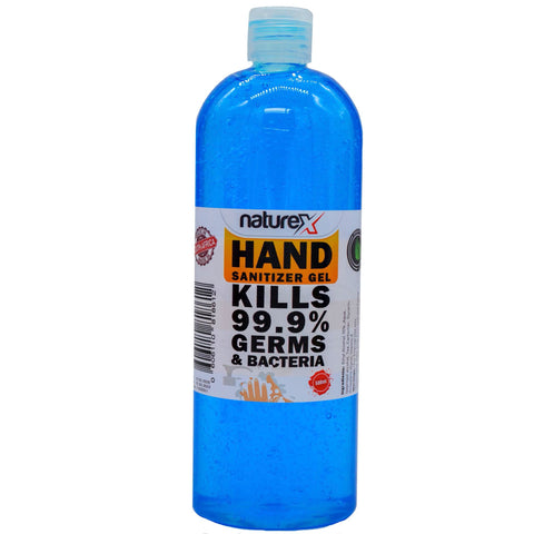 NATUREX HAND SANITIZER 70% ALCOHOL GEL 500 ML