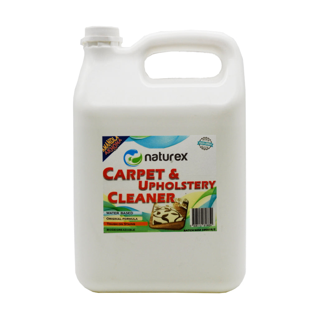NATUREX CARPET & UPHOLSTERY CLEANER
