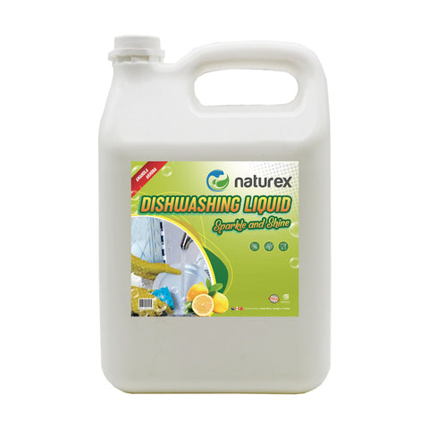 NATUREX DISHWASHING LIQUID