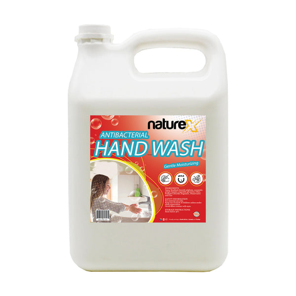 NATUREX ANTIBACTERIAL HAND WASH