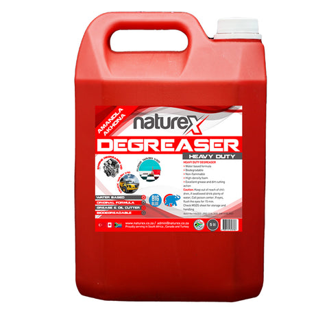 NATUREX DEGREASER HEAVY DUTY