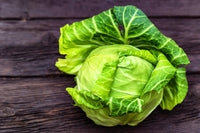 FRESH GREEN CABBAGE - Farm To Neighborhoods Produce Boxes