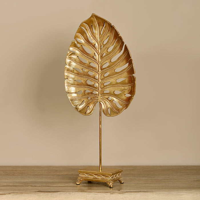Bloomr Deco Leaf on stand  - Medium
