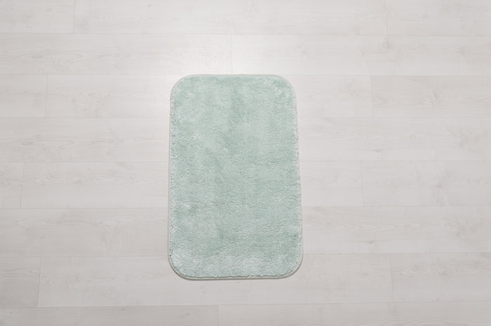 Hotel Royal Living Nylon X-Large Bath Mat Aqua  30X50CM