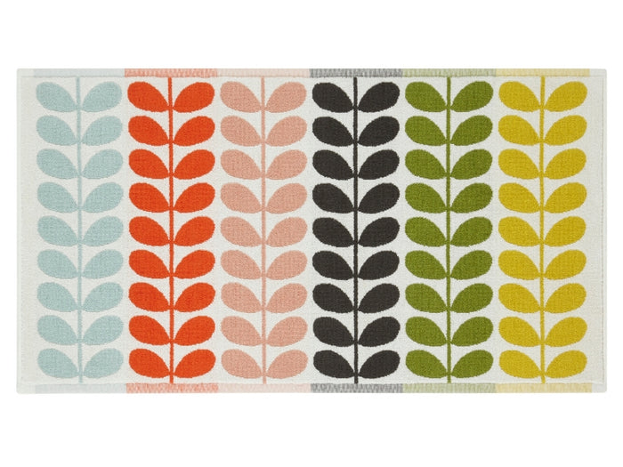 MULTI STEM CLASSIC Bath Mats/rugs Multicolour 50X90CM