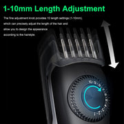 Professional Cordless Hair Clipper