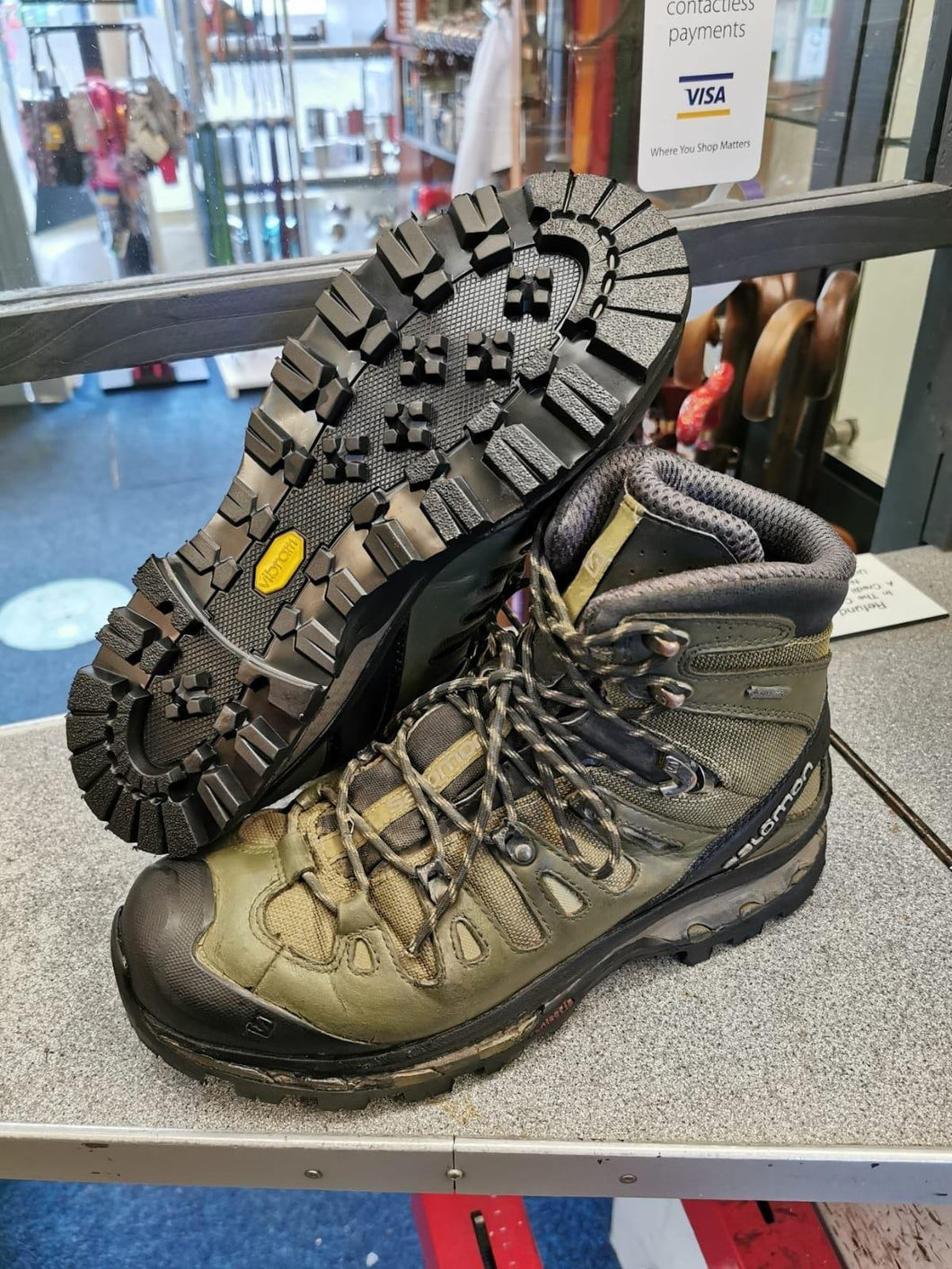 Vibram Teton - The Key Cobbler