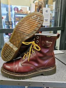 Dr Marten Replacement Soles - The Key Cobbler