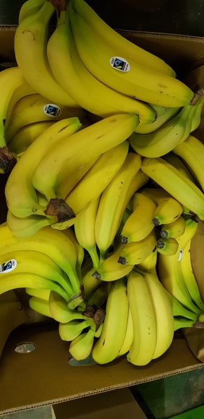 Organic Bananas (Fairtrade)