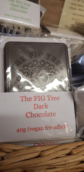 Dark Chocolate 40g Bar