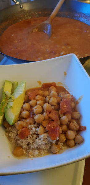 Meal Kit: Chickpea Curry