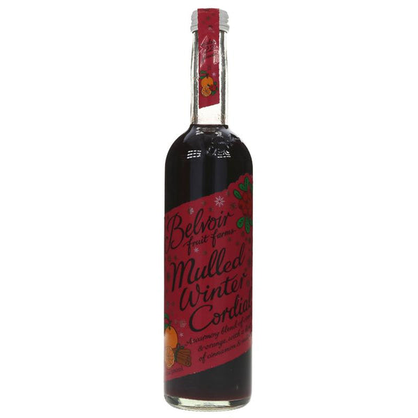 Belvoir Mulled Winter Cordial