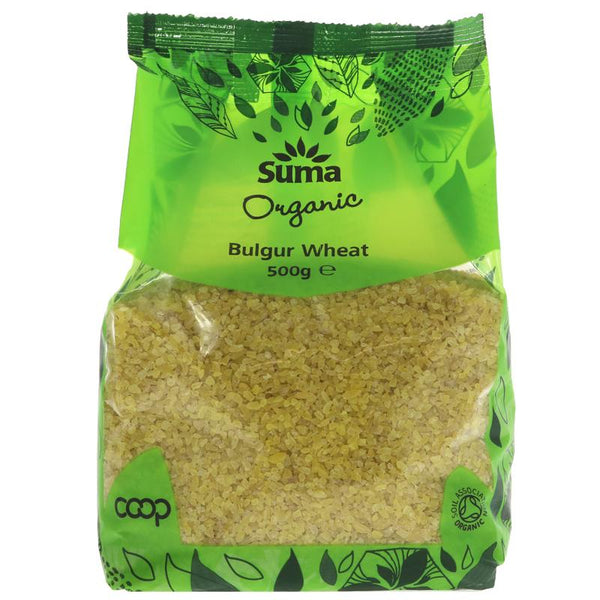 Organic Bulgar Wheat
