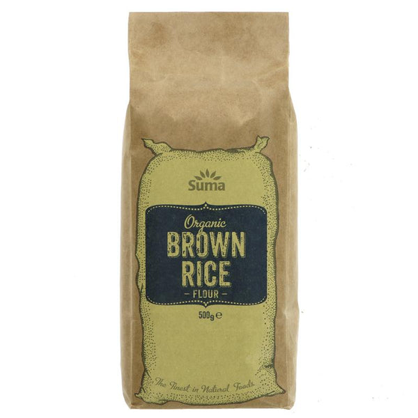Suma Brown Rice Flour - organic