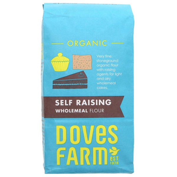 Doves Farm Self Raising Wholemeal Flour