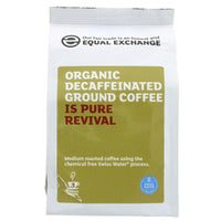 Equal Exchange Ground Coffee (various)