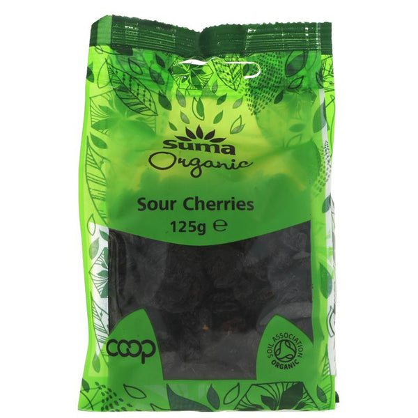 Sour Cherries, organic