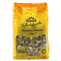 Pistachio nuts (raw or roasted and salted)