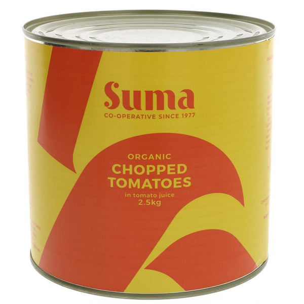 Chopped Tomatoes 2.5kg