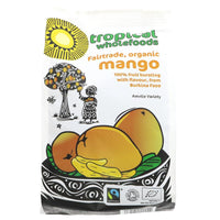 Dried Mango, organic, fairtrade