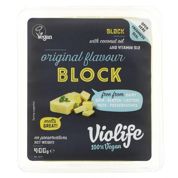 violife cheese block original