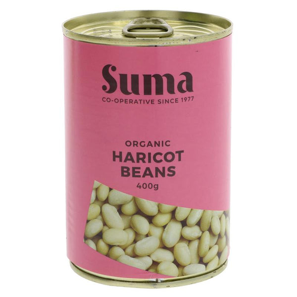 Haricot beans - tinned