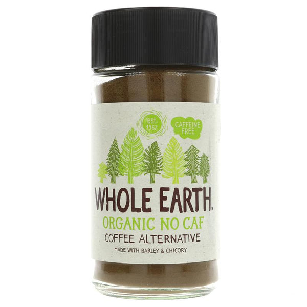 Whole Earth Nocaf (Organic)