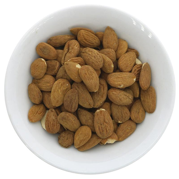 Organic Almonds (Whole, Ground or Flaked)