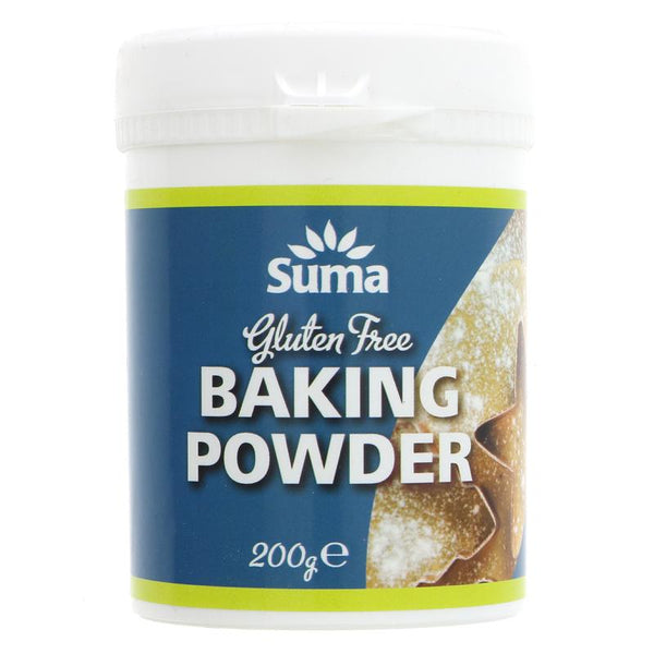 Suma Baking Powder - Gluten Free
