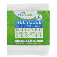 Ecoforce Recycled Multipurpose Cloths