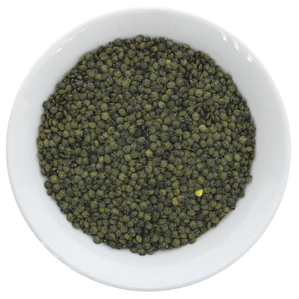 Dark Speckled Puy Lentils