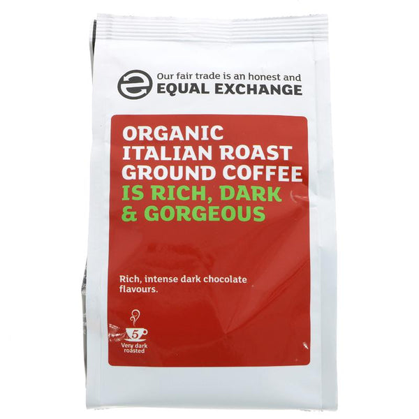 Equal Exchange Ground Coffee