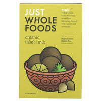 Just Wholefoods Organic Falafel Mix