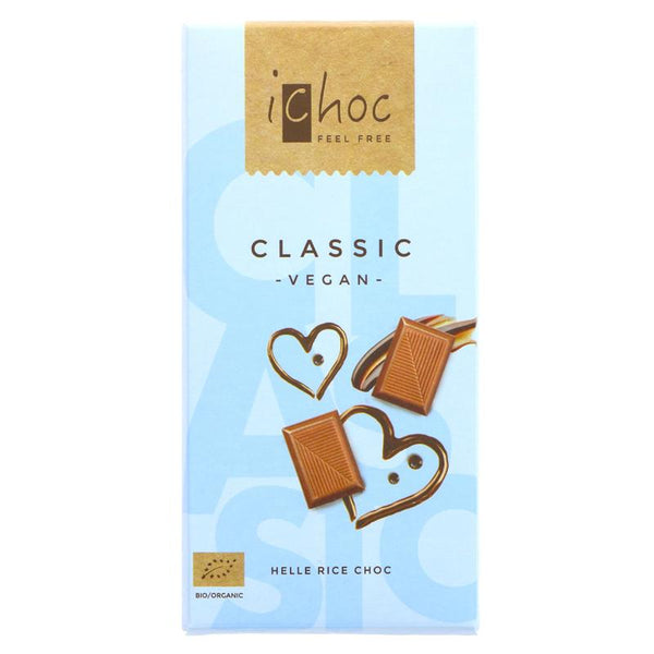 ichoc Vegan Chocolate Bars (Various)