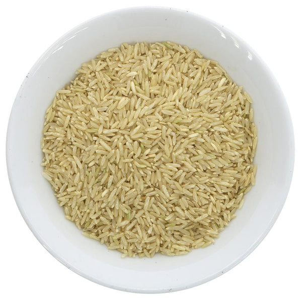 Organic Brown Rice (Long or Short Grain)