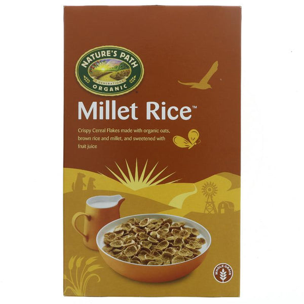 Natures Path Organic Millet Rice