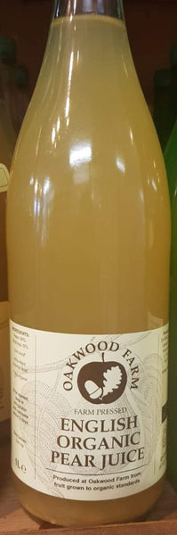 Oakwood Organic Pear Juice