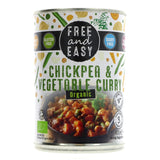 Free & East Tinned Meals (Various)