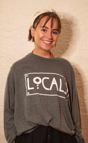 Locals long sleeve t-shirt