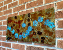Load image into Gallery viewer, Copper patina wall art by Locals artist G. Sanford McGee